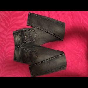 Pants - Stretchy jean leggings